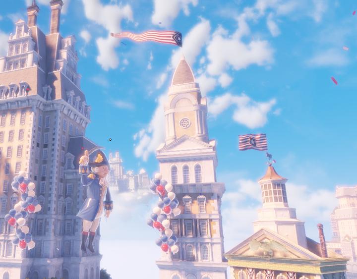 BioShock Infinite - Balloons