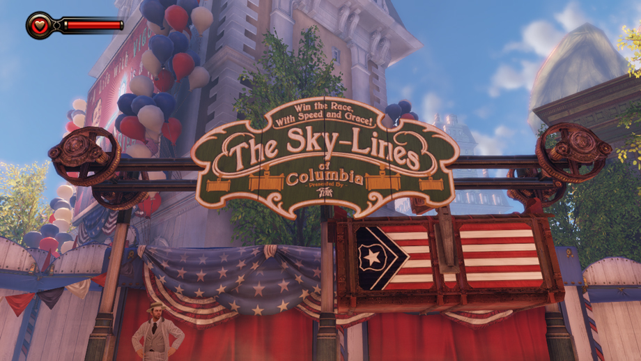 BioShock Infinite - Flags