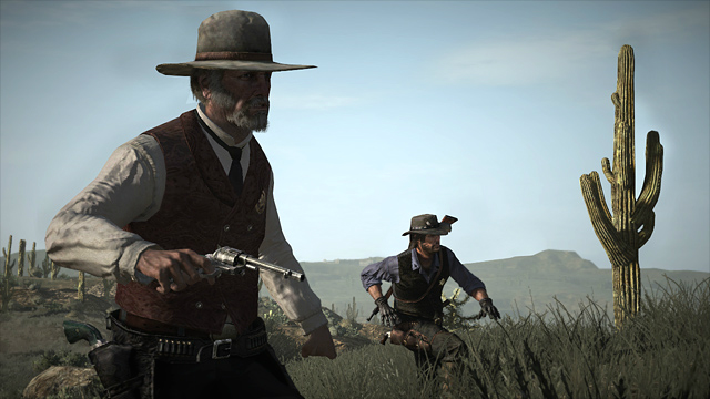 Red Dead Redemption - Assist