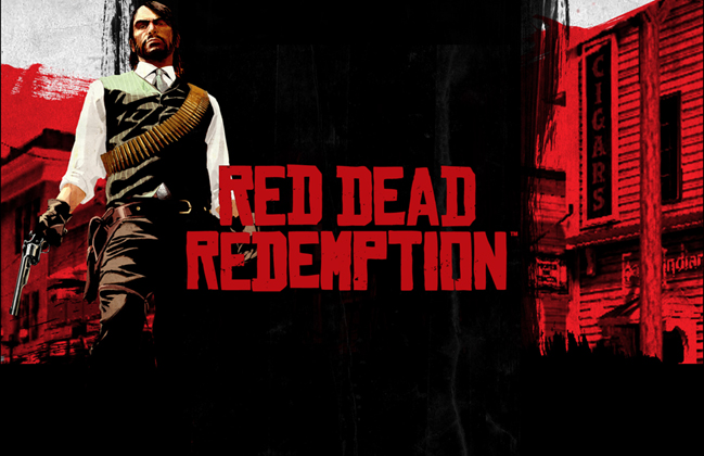 Red Dead Redemption - Title