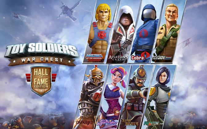 скачать игру Toy Soldiers War Chest - фото 7