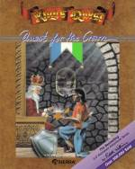 """My first real brush with a """"serious"""" computer game was King's Quest 3, but that series started here, and I feel it's only fair to supplant that game with this one, which basically made me a life-long adventure game fan."""