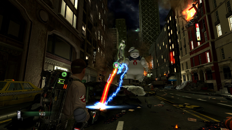 ghostbusters xbox 360 playstation 3 steam atari 2009 - Halloween Xbox 360
