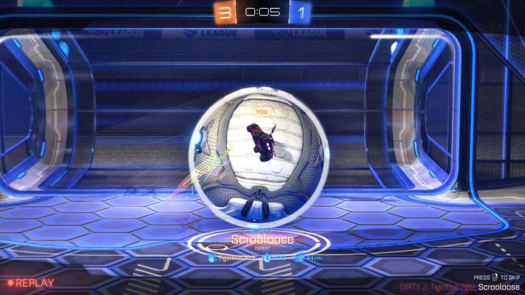 Giant goal