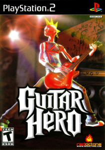 Ah, gutiar hero. Get over some buddies, play the guitar. It seemed so simple. Then, Activision somehow spun out of control making nothing but sequels.