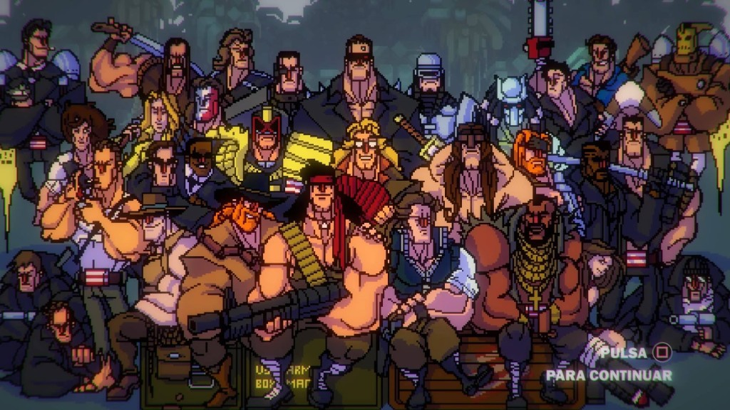 Broforce roup picture