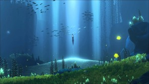 "I worry about a game set all underwater. We haven't really ever had a good experience with that at all in gaming, but hopefully this will be ""the one"" to end that curse."
