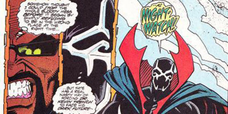 NonStiq: Just Who is This Nightwatch Guy Anyway?