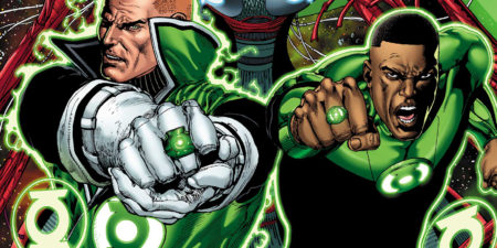 It's time for a Good Green Lantern Game