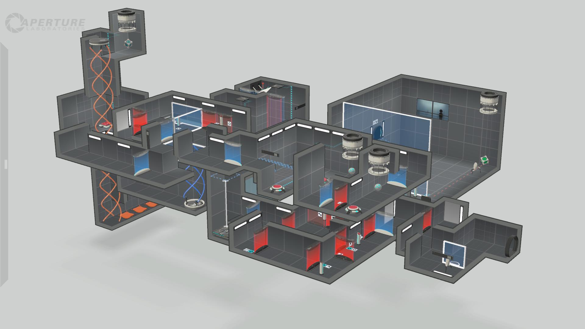 Portal Level Design 2