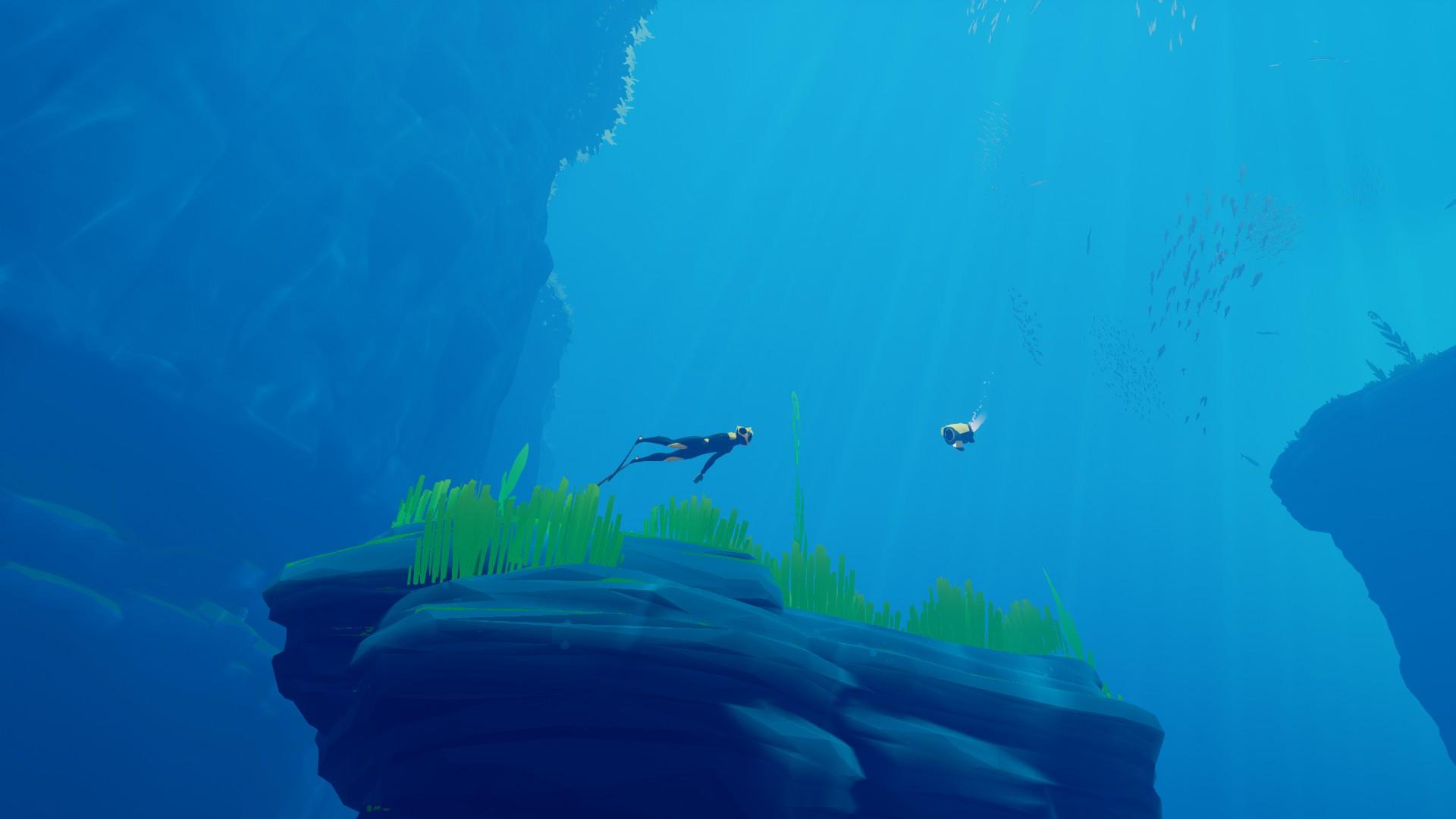 open-water