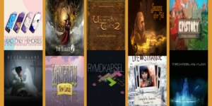 Here's a bunch of ten games I think I can beat in February.  Help me pick one, please.