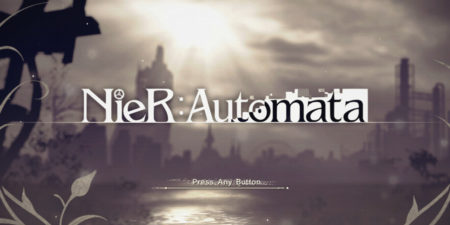 Nier: Automata – Early Impressions
