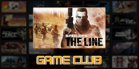GAME CLUB PLAYS: Spec Ops – the Line