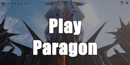 Perhaps You Should Partake in Playing Paragon