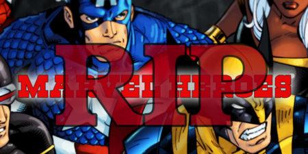 Disney Pulls The Plug On Marvel Heroes
