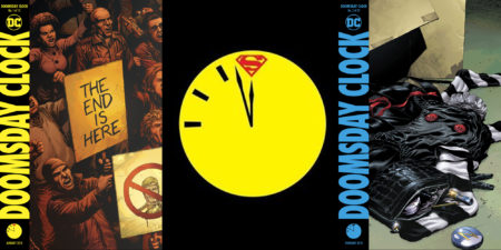 Media Club: Doomsday Clock Review (First Two Issues)