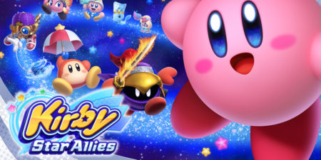 Games For Dads: Kirby: Star Allies