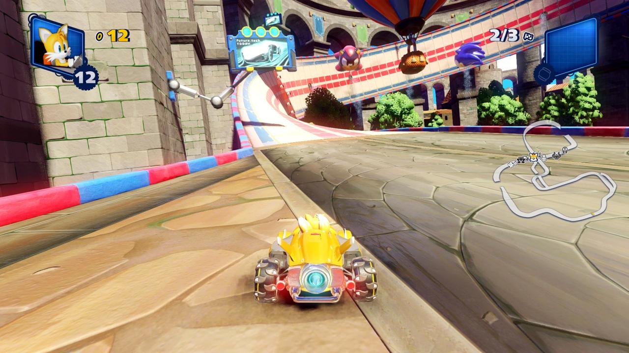 Team Sonic Racing - TT